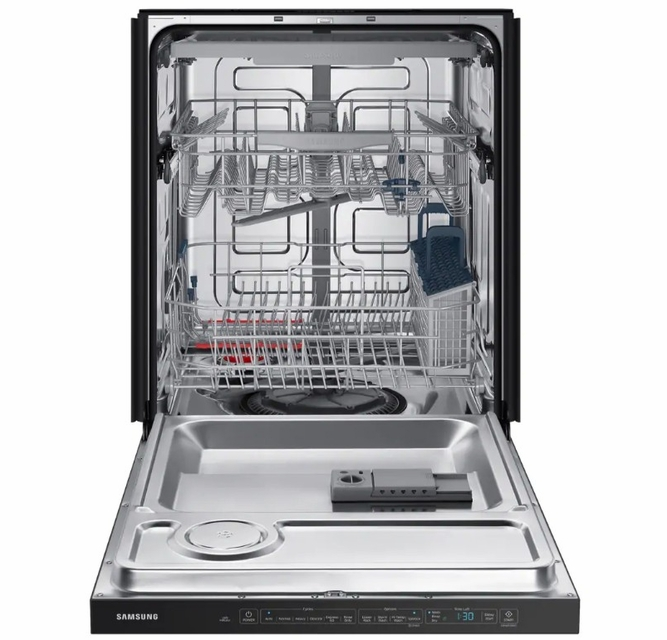 dishwasher being repaired in maple ridge bc