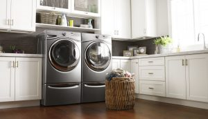 Dryer repair Maple Ridge BC service page banner.