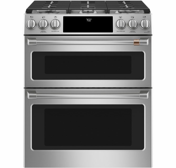 Stove repair in Maple Ridge example picture of a fixed stove.